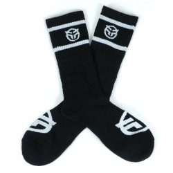 CHAUSSETTES FEDERAL LOGO SOCKS BLACK - image 1