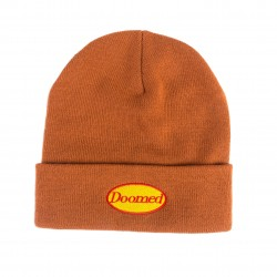 BONNET DOOMED JERRY BEANIE COPPER - image 1