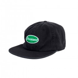 CASQUETTE DOOMED JERRY 6 PANEL BLACK - image 1