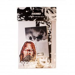 STICKERS PACK DOOMED VYNIL - image 1