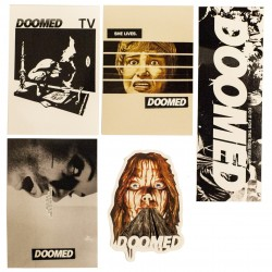 STICKERS PACK DOOMED VYNIL - image 2