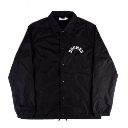 COACH JACKET DOOMED BLACK - image 1