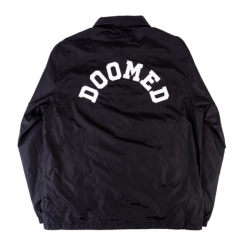 COACH JACKET DOOMED BLACK - image 2