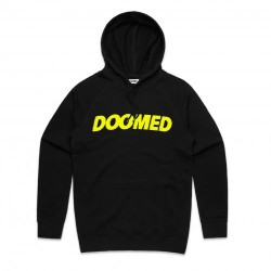 SWEAT CAPUCHE DOOMED ARCHIE BLACK - image 1