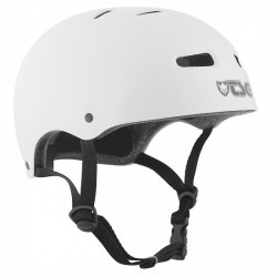 CASQUE TSG INJECTED WHITE - image 1