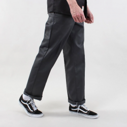 PANTALON DICKIES ORIGINAL WP874 - CHARCOAL GREY - image 2