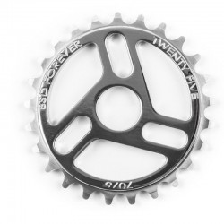 COURONNE BMX BSD SUPERLITE CHROME - image 1
