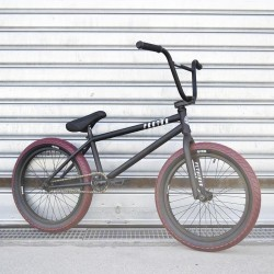 "BMX FLYBIKES PROTON CASSETTE 21"" RHD FRANCE EDITION - image 13"