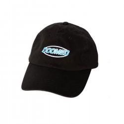 CASQUETTE DOOMED NAUGHTYS DAD CAP BLACK - image 1