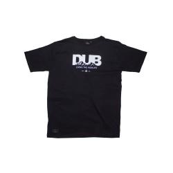 TEE SHIRT DUB BMX PEAK BLACK - image 3