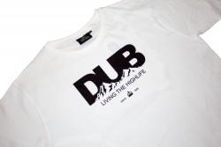 TEE SHIRT DUB BMX PEAK WHITE - image 2