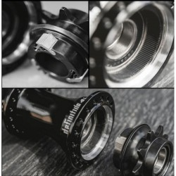 MOYEU BMX SHADOW DEFINITIVE CASSETTE BLACK - image 2