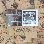 📚Le nouveau fanzine @degeneratebicycle est arrivé! 👀  Et toujours gratuit! Gloire au papier! 🙏🏻🤘🏻 #printainttotallydead #diy #core #manualbmx