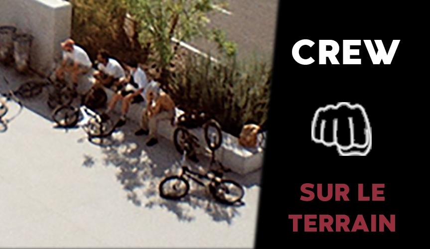 SUR LE TERRAIN - MANUAL BMX STORE / BANCALBMX